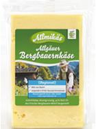 Allgäuer Bergbauernkäse