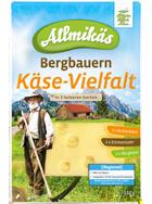 Bergbauern Käse-Vielfalt