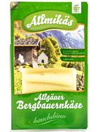 Allgäuer Bergbauernkäse hauchdünn