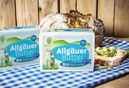 Bio Sauerrahmbutter<br />250 g