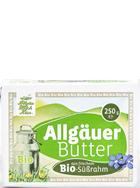 Allgäuer Bio Butter 250 g