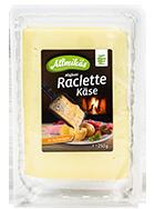 Allgäuer Raclette Käse in Scheiben